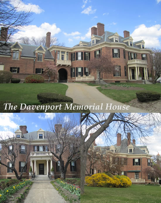 Davenport Memorial House
