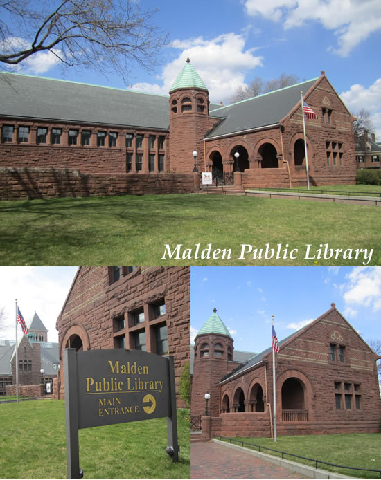 Malden Library