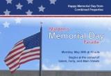 Malden's Memorial Day Parade