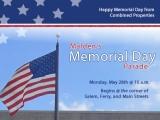 Malden's Memorial DayParade