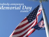 Peabody Announces Memorial Day WeekendEvents