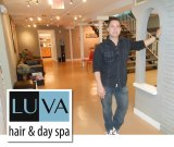 Take a Tour of LUVA Hair and Day Spa