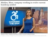 NECN Airs Segment on The Accessible IconProject