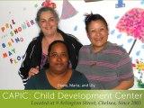 Hey Chelsea! Meet CAPIC's Child DevelopmentCenter