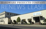 Hardware Products Renews Lease